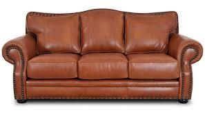 Made In Usa Leather Sofa Kennedy Sofa The Leather Sofa Company