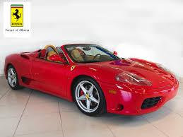 red maserati spyder 2013 pre owned inventory ferrari of alberta