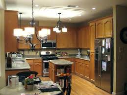 Fluorescent Light Fixtures For Kitchen Excellent Replace Fluorescent Light Fixture In Kitchen Kitchen