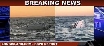 marine bureau suffolk marine bureau officers rescue three from sinking boat
