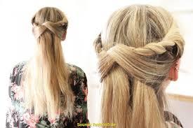 Einfache Frisuren Selber Machen Offene Haare by Charmant Frisuren Selber Machen Offene Haare Deltaclic