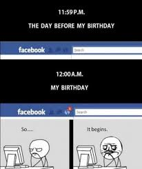 Birthday Memes For Facebook - facebook after birthday by kdavila meme center
