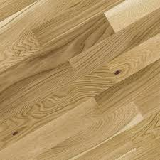 Real Wood Or Laminate Flooring New Boxed Colors Natural Oak Real Wood Top Layer Flooring 2 03m