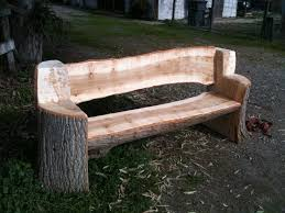 How To Build A Stump by Remarkable How To Build A Bench Around A Tree Uluyu Com
