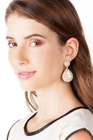 chapelle earrings la chapelle teardrop earrings s