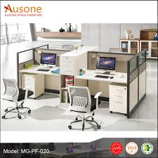 partition furniture modern office working table cubicle partition modern office