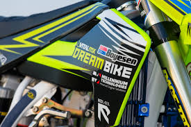 alias motocross gear win vital mx u0027s 2017 husqvarna tc 300 dream bike motocross