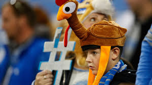 why do the detroit lions always play football on thanksgiving day