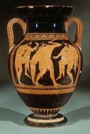 Euphronios Vase The History Of Ancient Greece Podcast 017 Archaic Art And