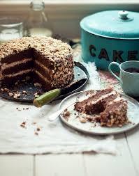 coffee frangelico chocolate meringue gateaux yum eat
