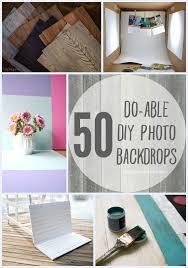 diy backdrop 50 do able diy photo backdrops the thinking closet