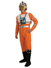 Lando Calrissian Halloween Costume Men U0027s Star War U0027s Classic Wing Fighter Grand Heritage Costume