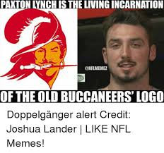 Ute Memes - paxton lynch is the living incarnation ute of the old buccaneers
