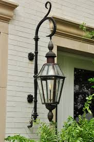 French Quarter Gas Lanterns by Lamps Belvo Lighting Copper Gas Lights Bevolo Lighting