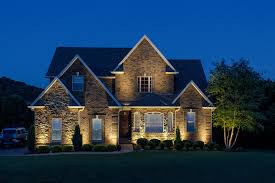 Residential Landscape Lighting Outdoor Lighting Services Light Up Nashville