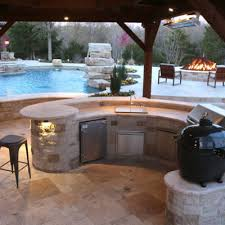 outdoor kitchens pictures outdoor kitchen frisco tx prestige pool and patio