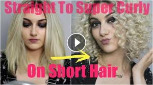 chopstick hair to curly on hair chopstick tutorial