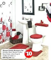 Bathroom Shower Curtain And Rug Set Bathroom Sets With Shower Curtain And Rugs Sebastianwaldejer