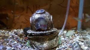 moby bul aerating ornament diver for aquarium ebay