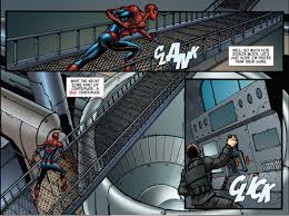 the amazing spider man 2 costume change explained in comic