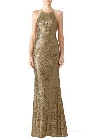 metallic gold bridesmaid dresses beaded metallic and sequined bridesmaid dresses