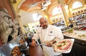 chef pizza in the kitchen chef restivo of epcot s via napoli talks