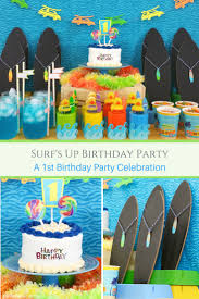 birthday party ideas for boys our s birthday party surfer theme