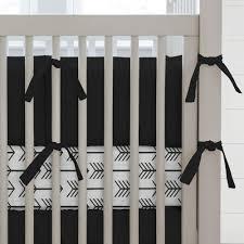 Shermag Capri Convertible Crib White by Black And White Crib Bumper Pads Creative Ideas Of Baby Cribs