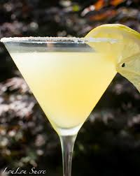 lemon drop martini mix loulou sucre thirsty thursday lemon drop martini