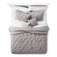 Black And Beige Comforter Sets Light Gray Karter Comfort Washed Cotton Multiple Piece Comforter