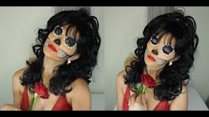 Dead Halloween Makeup by Simple Selena Day Of The Dead Halloween Makeup Tutorial Using Mac