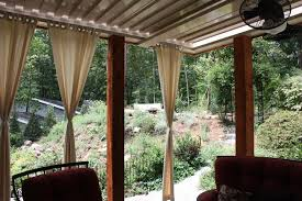 Motorized Screens For Patios Backyard Patio Ideas Dress Up Your Dream Outdoor Living Space