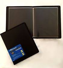 photo album for 8x10 pictures itoya profolio evolution presentation display book album 48