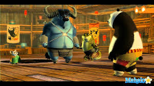 kung fu panda 2 walkthrough level 1