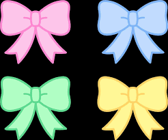bows for girls clipart bow coloring page free clip art simple hair