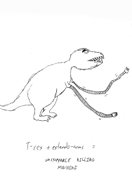 T Rex Meme Unstoppable - unstoppable funny