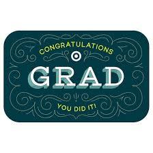 congratulations grad gift card target