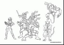 marvelous ninja turtles coloring pages dokardokarz net