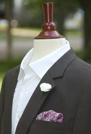 mens boutineer how to wear a boutonniere the of manliness