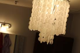 lamp shade for chandelier faux capiz shell chandelier u2022 charleston crafted