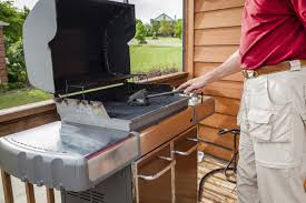 How To Build A Backyard Grill by Dangers Of Bbq Grill Cleaning Brushes With Metal Bristles Cbs News