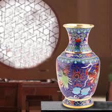 Enamel Vase Compare Prices On Cloisonne Enamel Vase Online Shopping Buy Low
