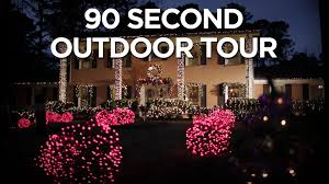 outdoor christmas decorations ideas from diy tree lights to