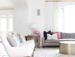 Modern Eclectic Family Room Becki Owens - Define family room