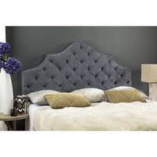 Gray Tufted Headboard Grey Tufted Headboards For Less Overstock Com