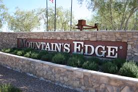 neighborhoods of mountain u0027s edge south west las vegas real estate
