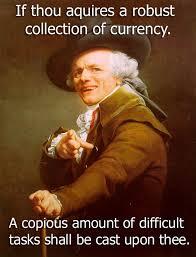 Mo Money Meme - mo money mo problems lol pinterest joseph ducreux funny