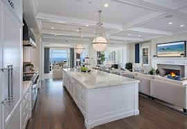 California Kitchen Design by Ultimate California Beach House With Coastal Interiors Home Bunch