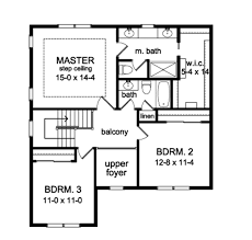 in law housing home plan colonial boasts a complete in law apartment