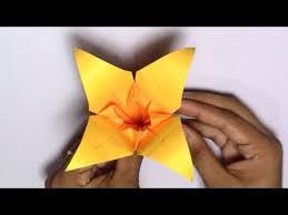 Origami Paper Works - origami flower new work handiworks 5